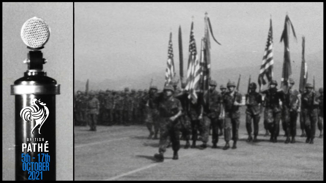 Operation Jefferson Glenn Ends, Nazi War Criminals Executed  and more