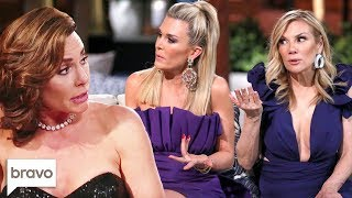 Sneak Peek At The Real Housewives Of New York City Season 11 Reunion | Bravo