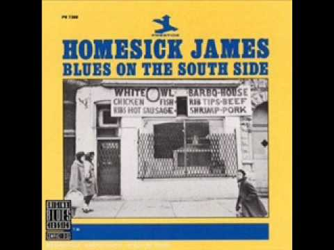 Homesick James  Homesick Shuffle (1964)