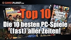 Die 10 besten PC-Spiele aller Zeiten ★ Top-Rangliste weltweit | Games Top 10