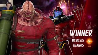 MvC Infinite: Week 2 Online Play pt55 - vs. Gamora/Ultron