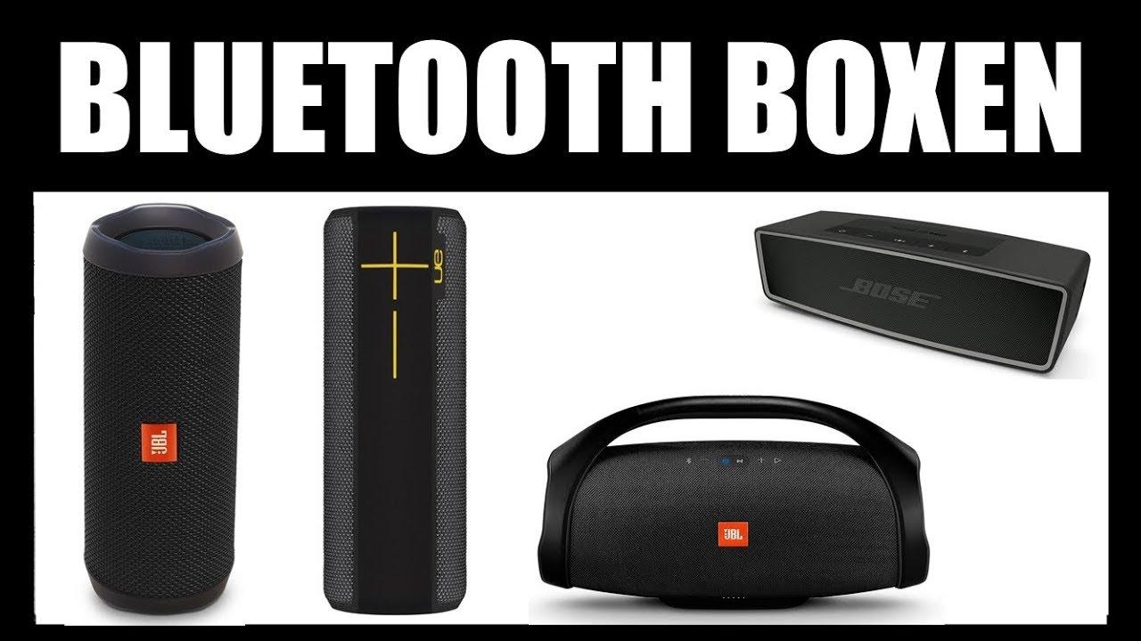 10 Top Des Bluetooth Lautsprecher Smvpgluzjq 2019test dCrexBo