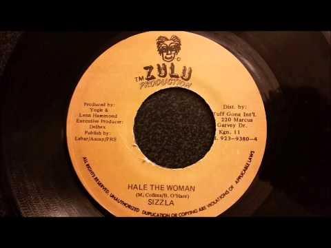 "Sizzla - Hail The Woman - Zulu 7"" w/ Version"