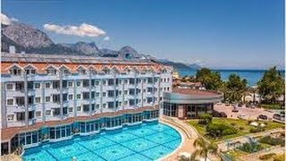 Отдых В Турции  Лучшие Отели Турции   5 звезд Отель Grand Haber