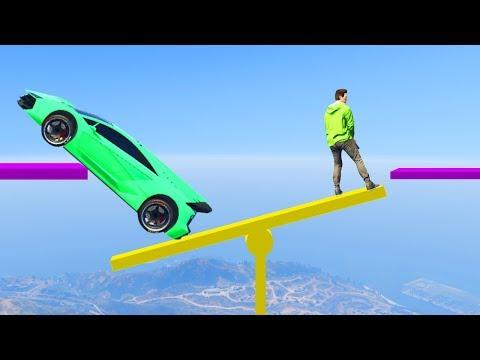 ЭТОТ 50 МИНУТНЫЙ ПАРНЫЙ ПАРКУР СВЕЛ МЕНЯ С УМА! (GTA 5 Смешные Моменты) - Видео из ютуба