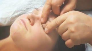 Массаж глаз для зрения, от мешков под глазами и морщин вокруг глаз. Massage the eye for vision