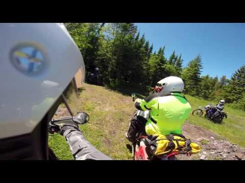 Michigan UP ride June 2016 High Rock Bay