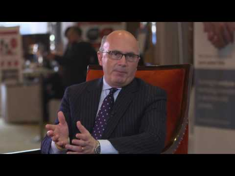 In conversation with Keith Bergelt, CEO of Open Invention Network - IPBC Asia 2016