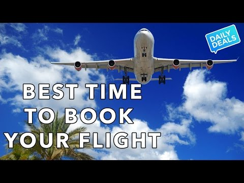 Flight & Travel Deals: The best time to book! – The Deal Guy