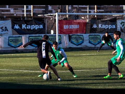 Cipolletti 5 - 1 25 de Mayo (La Pampa): 2do. gol de Jorge Gaitán