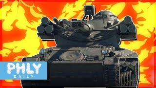 AMX-13 HOT | SIX 800MM Pen Missiles (War Thunder Gameplay)