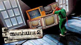 Manhunt 2 (Uncut) - Gameplay Walkthrough - Episode #2: Ghosts