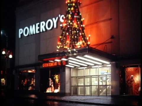 Christmas on Penn Street, Reading PA 1972