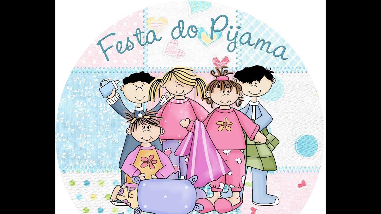 Resultado de imagem para noite do pijama cristã