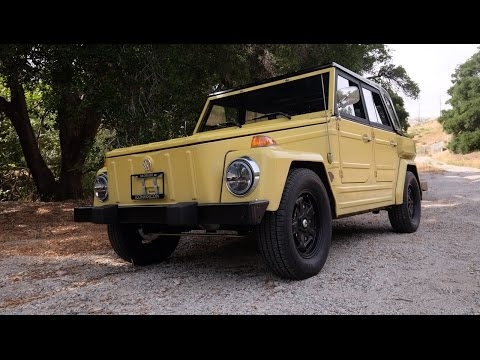 "ICON EV VW Derelict ""WildThing: Modified VW Thing"