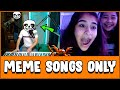 Two Musicians Play MEME Songs on Omegle