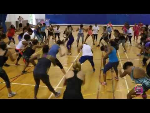 Fierce Funk Fitness, August 2016
