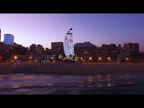 Luxury Apartments and Penthouses at Delfin Tower in Benidorm (Costa Blanca, Spain)