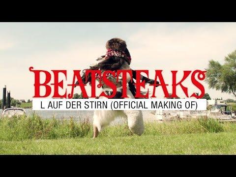 Beatsteaks feat. Deichkind - L auf der Stirn (Official Making Of)