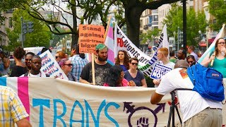 Are Attacks on Trans Rights Also Attacks on Women's Liberation?