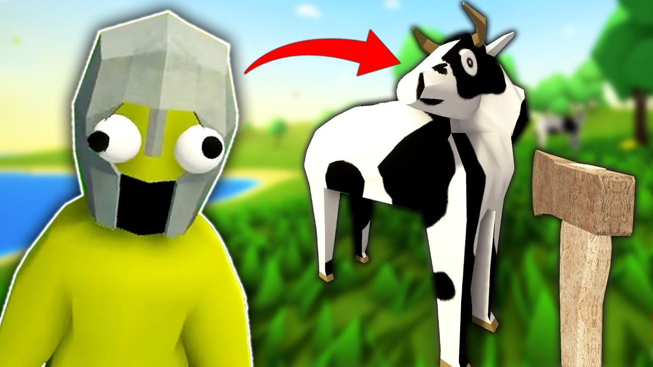 The FUNNIEST Survival Game EVER! (Muck)