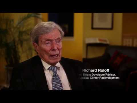 Richard Roloff on the response of homeowners who were bought out during the redevelopment