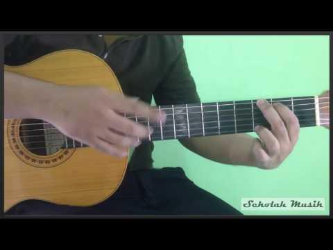 Tutorial Main Gitar Dangdut Untuk Pemula (Pola Genjrengan Dangdut) thumbnail
