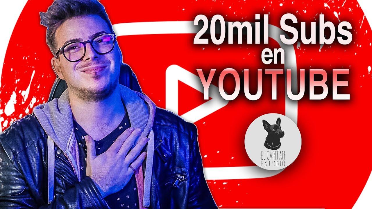 YOUTUBE PARA MÚSICOS | El Camino a 20mil Suscriptores en Youtube