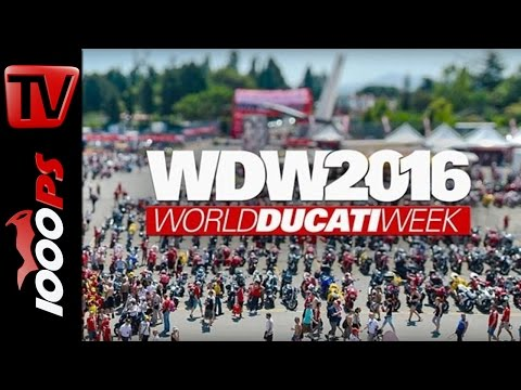World Ducati Week 2016 - Eventvideo