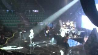 Lenny Kravitz Live ITALY 20-11-2011 happy birthday
