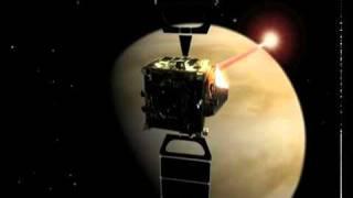 Venus Express наблюдает атмосферу Венеры