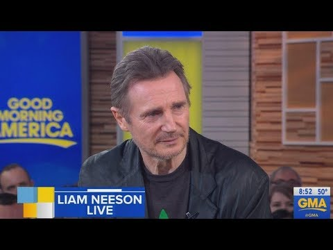 Liam Neeson Denies Being 'Racist' After Controversial Revenge Story