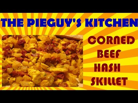 CORNED BEEF HASH SKILLET MEAL