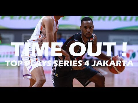 Time Out: IBL Series 4 Jakarta Top Plays + Top 5 Plays!
