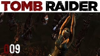 Tomb Raider 009 | Gefangen in der Speisekammer | Let's Play Gameplay Deutsch thumbnail