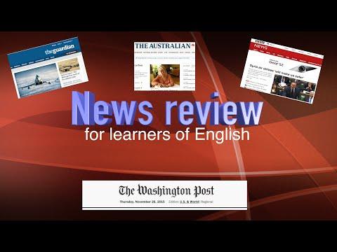 News English lesson - Rundown Havana and Argentine cuts