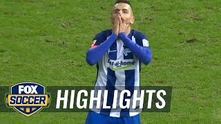 Video Gol Pertandingan Hertha Berlin vs Werder Bremen
