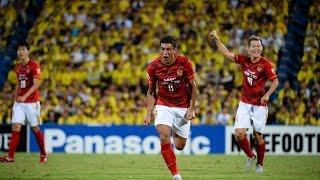 qf kashiwa reysol vs guangzhou evergrande afc champions league 2015