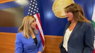 Summer Stephan, San Diego County District Attorney | Athena's EmpowerMinute