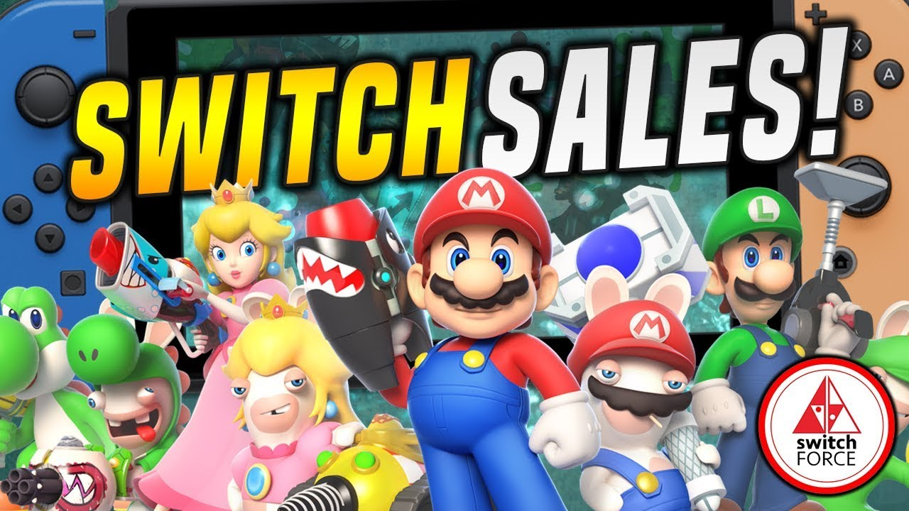 Nintendo S Best Switch Games On Sale For Cheap Youtube