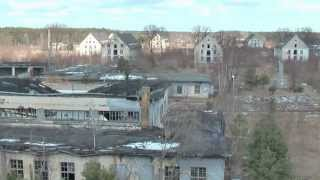 Военный городок Цербст 7 апреля 2013 года