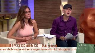 Curtis szégyelli magát bántalmazott párja miatt - 2014.11.06.Csütörtök - tv2.hu/mokka