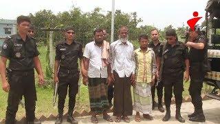 চাঁপাইনবাবগঞ্জে তিন জেএমবি সদস্য আটক