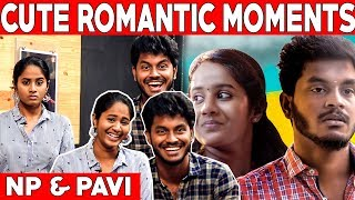 PAVI And NP Cute Moments   Re-cut Exclusive Interview   #Nettv4u
