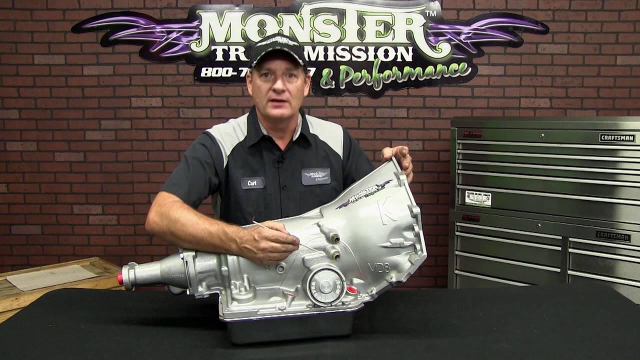 700R4 Coolant Lines | Monster Transmission  YouTube
