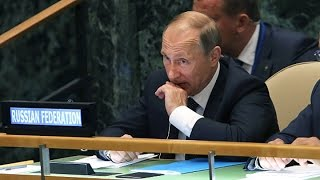 Putin's Ukraine Explanation