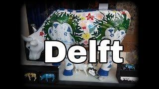Делфт – это маленький Амстердам.