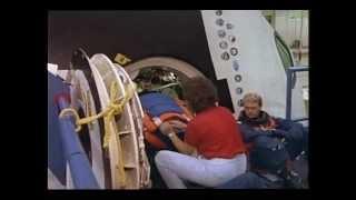 STS-26 EVA Rescue Training