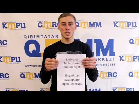 Crimean Tatars and Ukrainians joined the Stand up for Human Rights campaign (9)