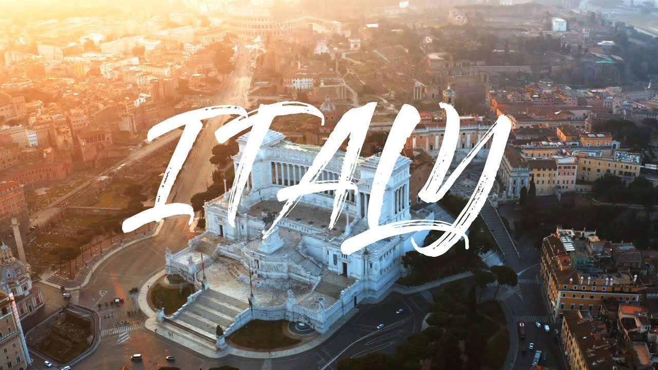 ITALY The reason why we suggest you to come to Italy!!! Travel Video 4K